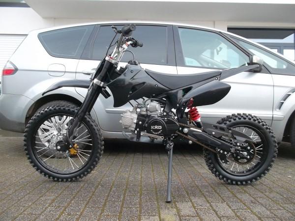 125cc Dirtbike Shine KXD 608