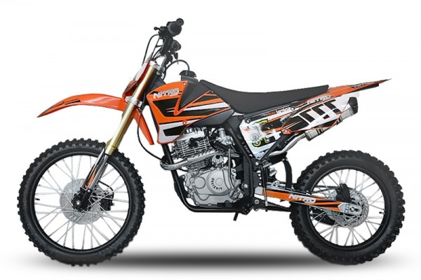 Voll-CROSS-Enduro 150ccm