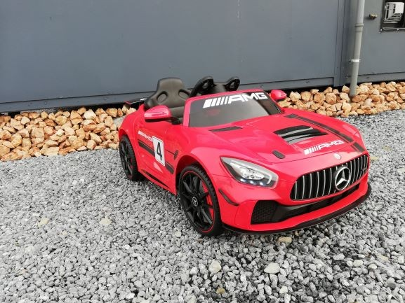 Mercedes GTR Red Edition