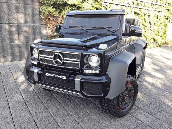 Mercedes G63 AMG ! 6 Wheels ! Elektro Auto für Kinder