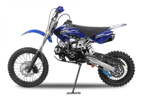 Dirtbike 125cc Automatik Elektrostarter 17/14