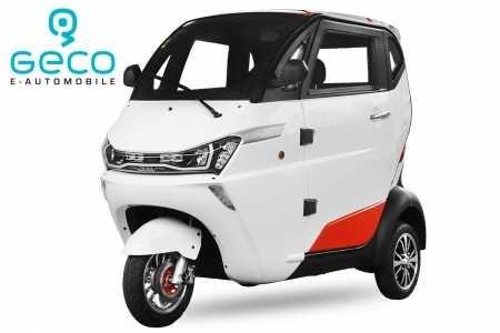 EEC Elektroauto Geco J1-B 1,5kW Motor inkl. 60V