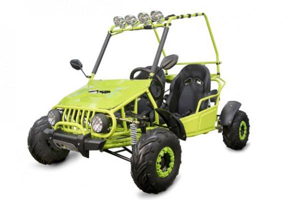 Kinder Buggy 125cc AUTOMATIK mit Rückwärtsgang