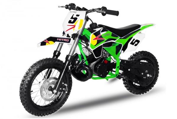 Crossbike NRG 50 GT 12/10