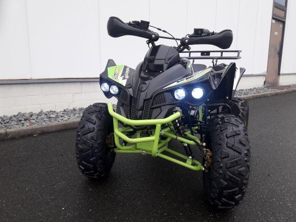 8 Pro Quad 125ccm - Neues Modell 2019