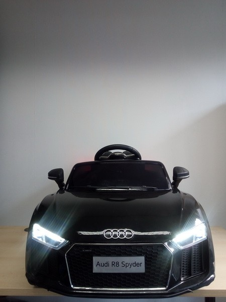 Kinder Elektroauto Audi R8 Spyder