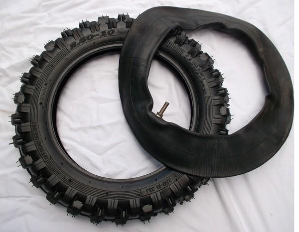 Crossbike Reifen 10 Zoll