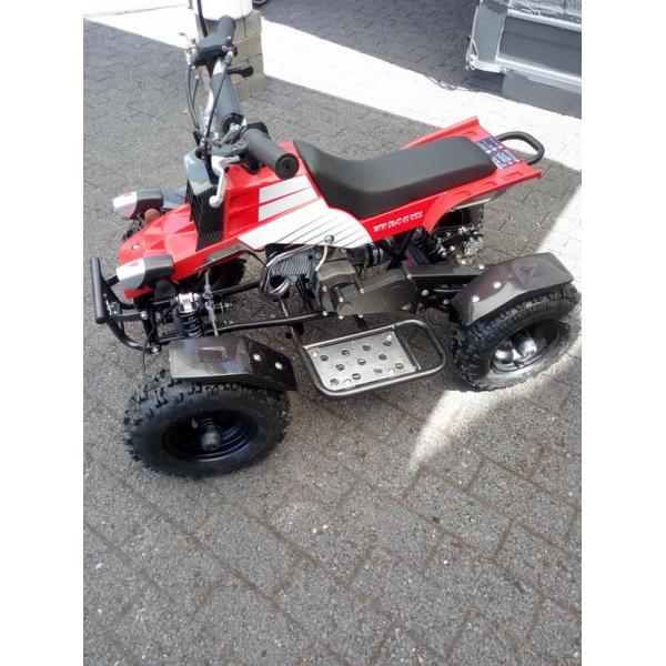 Quad 49cc Quadro - 6 Zoll - COOLER LOOK ! Sonderpreis !