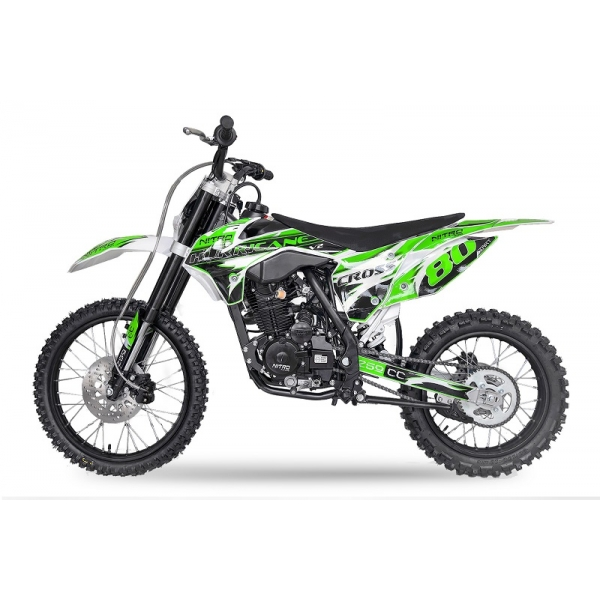 150cc Hurricane V2 19/16"