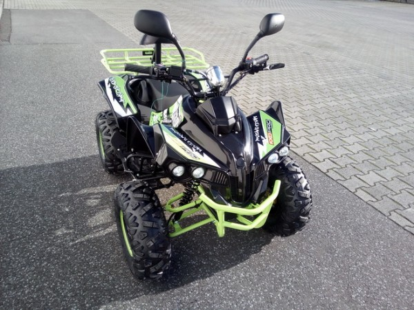 ATV 008 Quad 125ccm Lemon - Neues Modell 2019