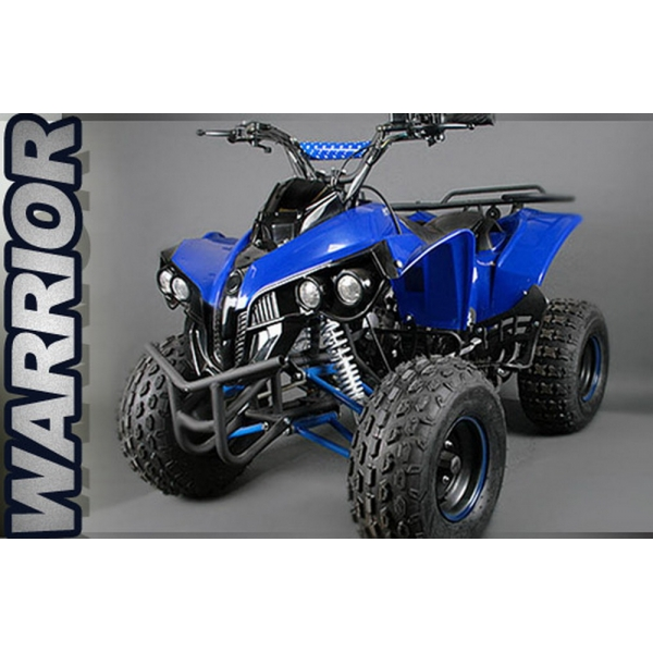Kinderquad 125ccm Warrior