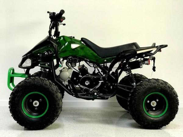 Quad 125cc ATV 004C, 7 Zoll