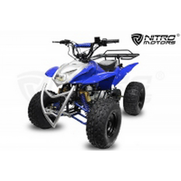 "125cc Jumper 3G8 Light Kinderquad Quad Atv 8"" Zoll 3-Gang Semi-Automatik + RG ohne Sturz"