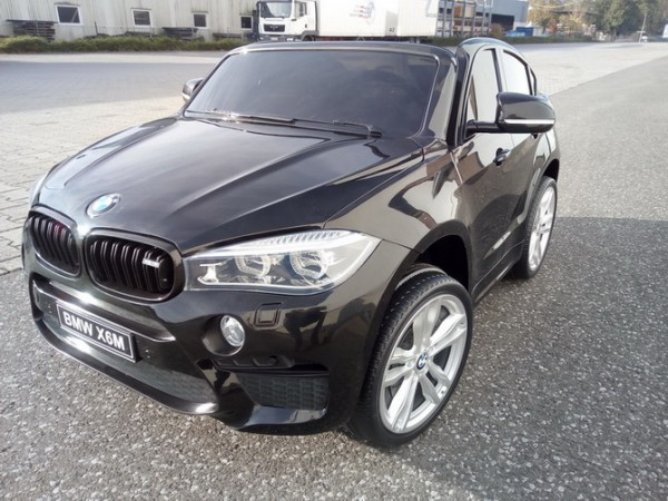Kinder Elektroauto BMW X6 XXL 2-Sitzer