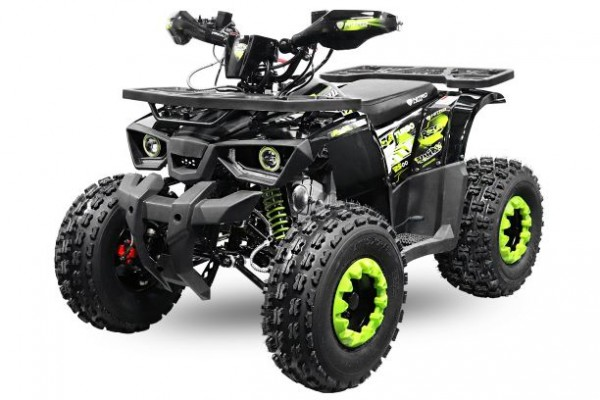 Rugby RS8-3G Quad 125cc, 8 Zoll