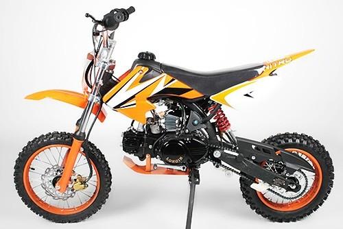 Crossbike 125ccm 14/12 Zoll
