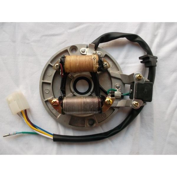 Zündplatte Lichtmaschine Zündgeber Zündung 125cc