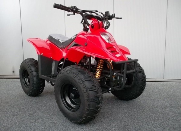 Quad 125 ccm BIG Foot