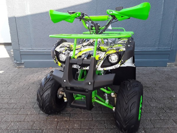 Kinderquad Toronto RG7 Graffiti Version 125cc, 7 Zoll Automatik