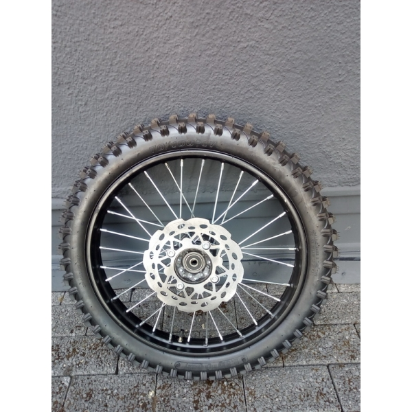 Kompletträder Vorne KXD 607/608