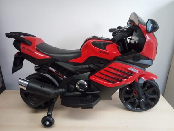 Kinder Elektro Motorrad 2x25W