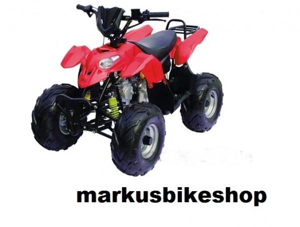 Quad ATV 002-7 Zoll mit Elektrostarter-Automatik+Rückwärtsgang+Fernbedienung