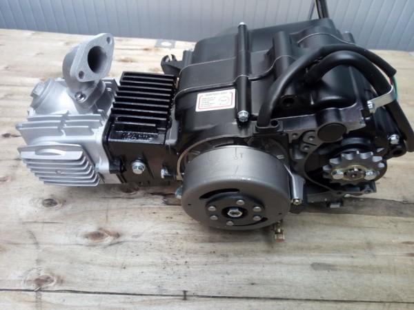 Austausch Motor Crossbike 125ccm