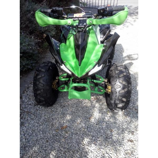 Quad 125 cc ATV 004 8 Zoll ! Scheibenbremsen vorn+hinten !