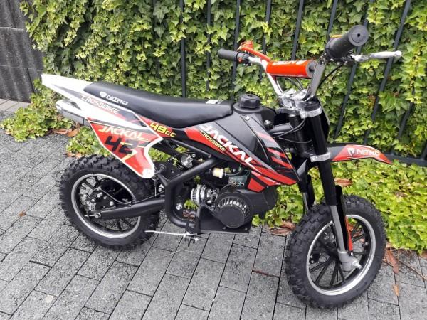 Crossbike Jackal 49cc