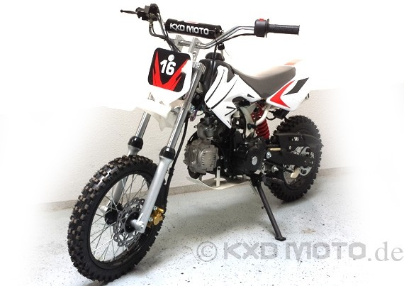 Dirtbike 125ccm KXD 612 A E-Start