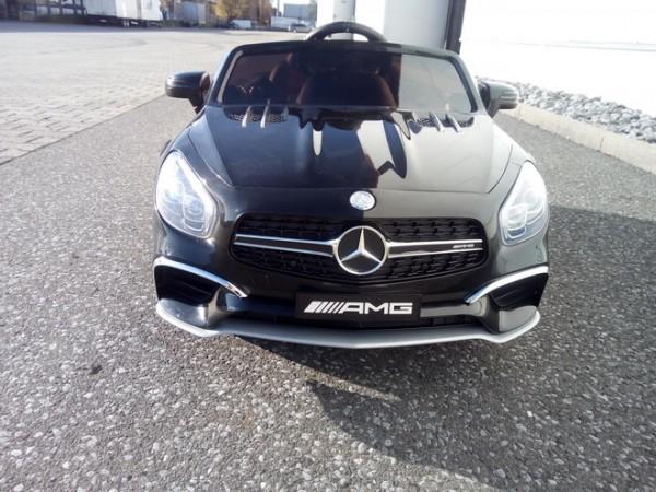 Kinder Elektroauto Mercedes AMG SL 65 Neues Modell 2018
