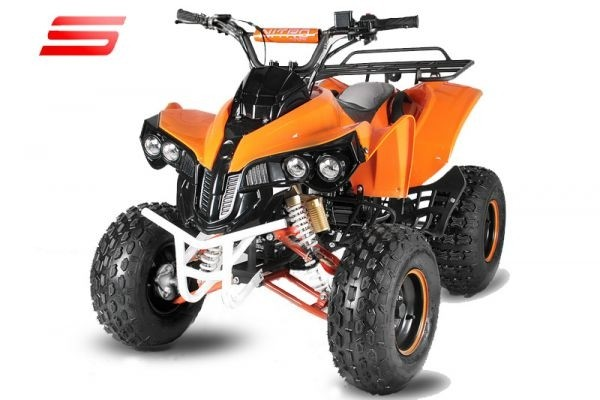 Quad 125cc Automatik WARRIOR S 8