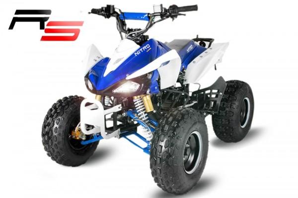 Quad 125ccm SPEEDY 8 RS 3 G