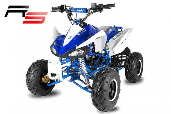 Quad 125 ccm Speedy RS 7""