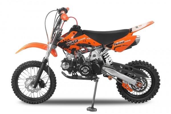 Dirtbike 125cc mit Elektro-Starter und Automatik-Getriebe