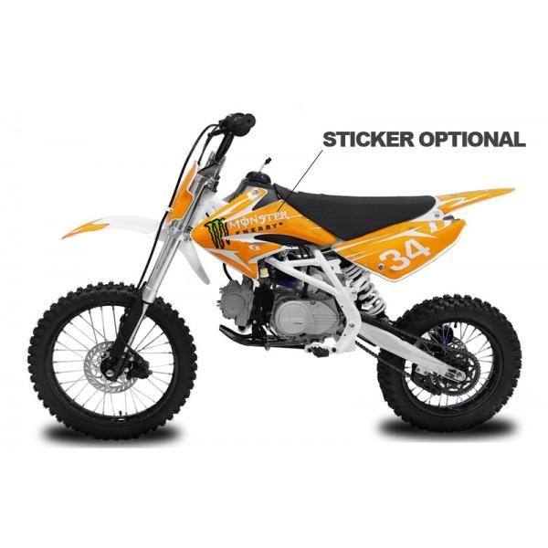 Dirtbike-Pitbike-Kinder Enduro 125cc