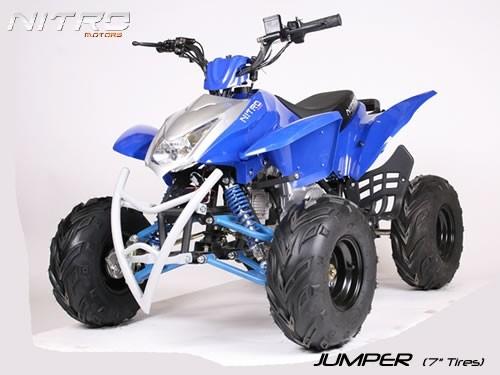 """Quad 125cc JUMPER 7"""""""