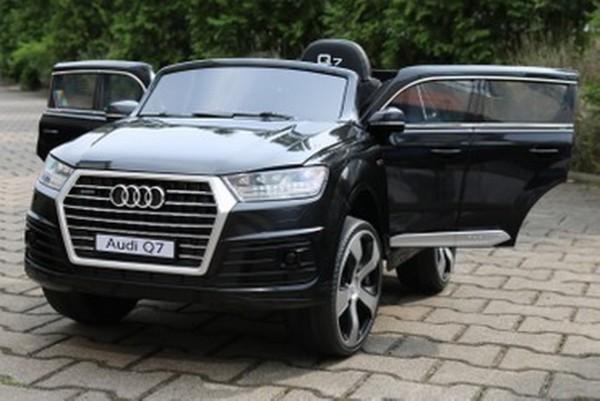 Lizenz Kinderauto Audi Q7 2x 35W 12V