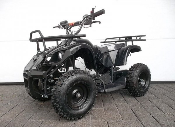 kinder quad mini atv 49cc 2 takt motor markus bikeshop. Black Bedroom Furniture Sets. Home Design Ideas