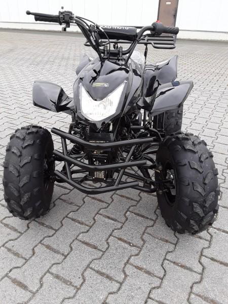 KXD Black Edition 125 cc Quad 8 Zoll Räder, Automatik Getriebe