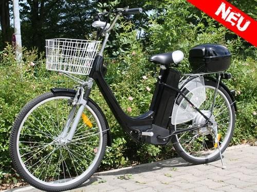 Elektro Fahrrad E-GO
