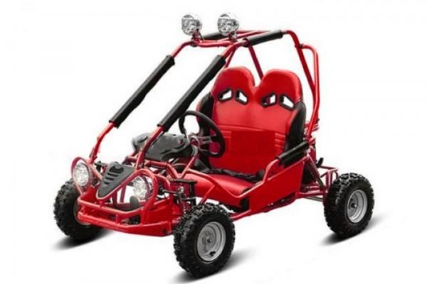 Buggy 50ccm 4 Takt Motor Elektro-Starter