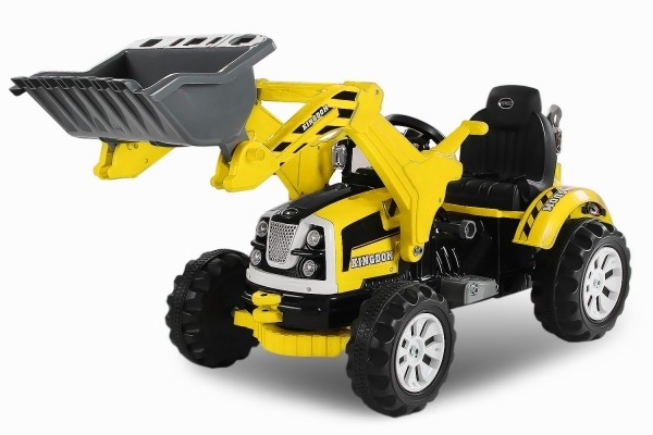 Kinder Elektro Bulldozer