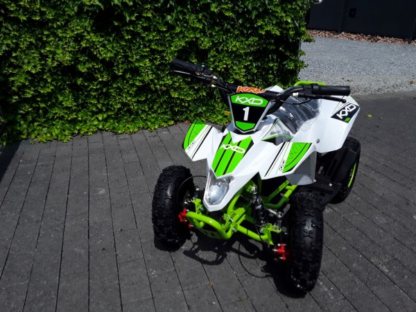 Quad Adventure 800 Watt 6 Zoll