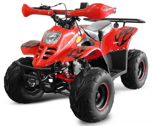 7Zoll 125ccm Quad BIG Foot