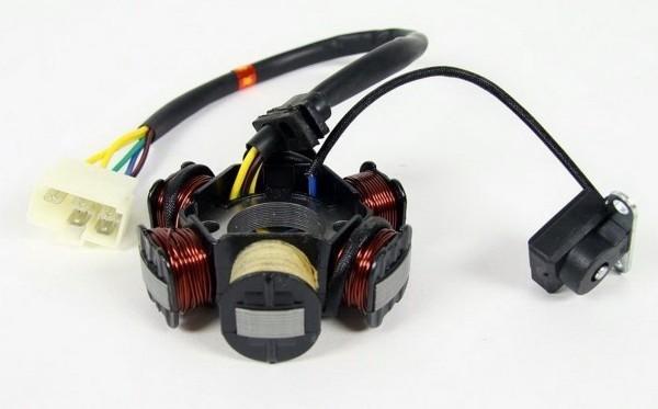 Lichtmaschine-Zündplatte für 125ccm Motor